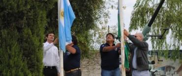 Bolívar: La Municipalidad realizó el acto por los 30 años de la guerra de Malvinas