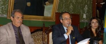 Tapalqué: El Intendente Cocconi abrió las sesiones ordinarias