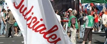 Judiciales rechazaron oferta de Scioli: paro y movilización